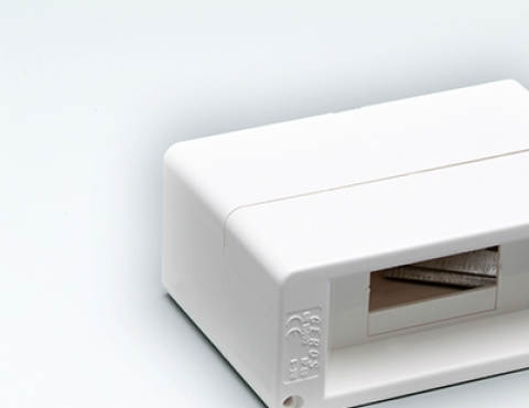 Geros 1W enclosure without cover