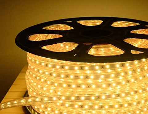 Outdoor-Warm-White-LED-Rope