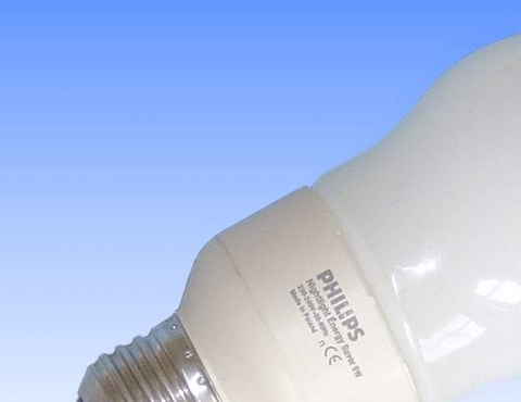 Philips CFL Nightlight