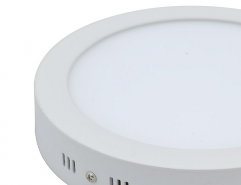 Surface-Mounted-Round-LED-Panel-Light
